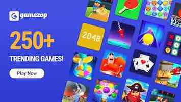 Play 250+ Trending Free Online Game at Gamezop