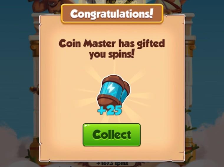 coin master spin