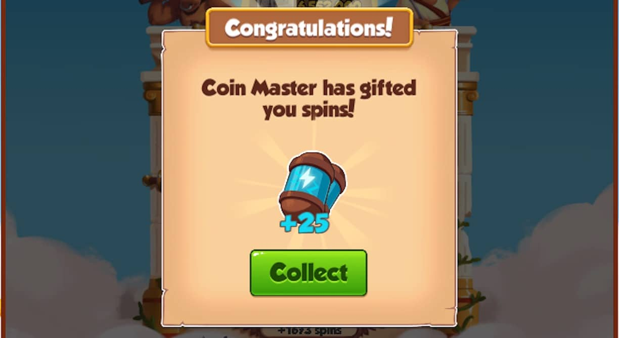 Collect Daily Free Spin, Free Coins and many more