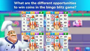 win coins in the bingo blitz game