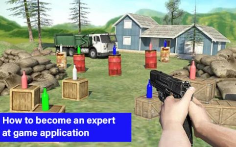 How to become an expert at game application