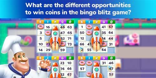 the bingo blitz game