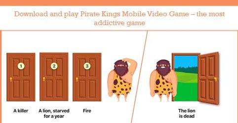Pirate Kings Mobile Video Game