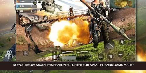 Apex Legends Game Maps