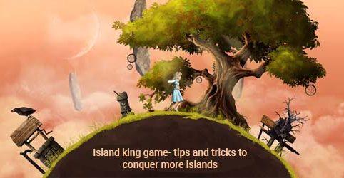 Island king game