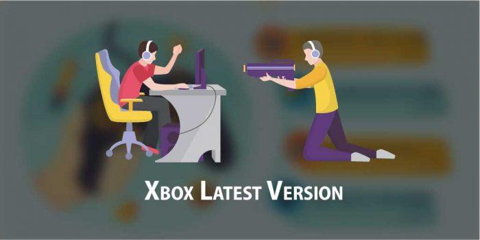 xbox latest version