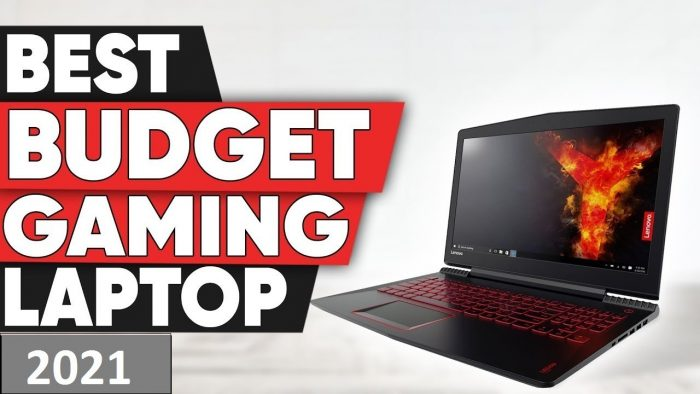 5 Best Budget Gaming Laptop in 2021