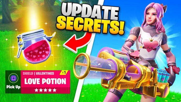 Fortnite New Update - 15 Secrets You Missed!