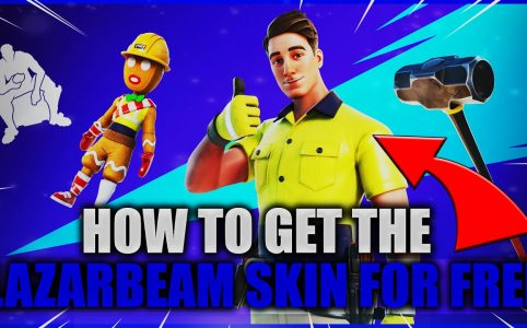 How To Get The Laserbeam Skin For Free In Fortnite!