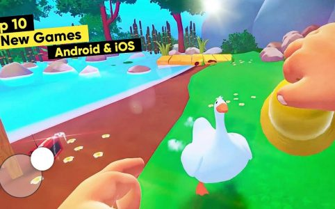 Top 10 New Games for Android & iOS March 2021