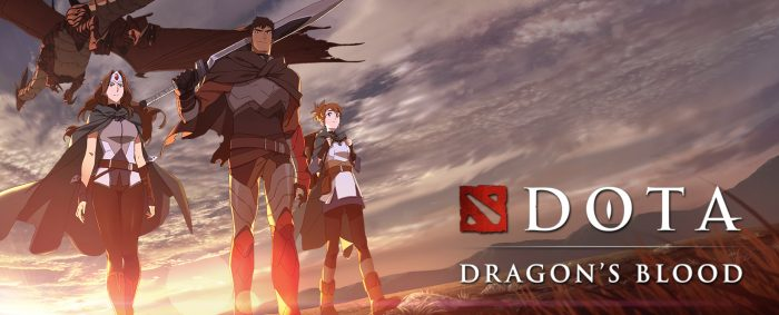 dota dragons blood