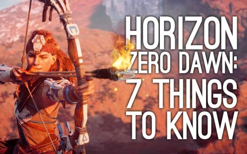 Horizon Zero Dawn - 7 Ways It's The Ultimate Open World Videogame