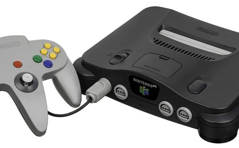N64 games from childhood