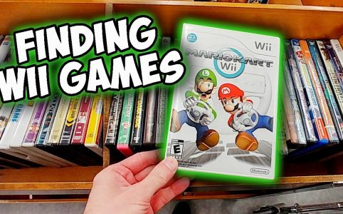 Nintendo Wii Finds $20 Game Collection Ep 4